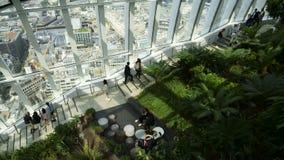 Free Sky Garden London Fantastic Views Stock Image - 158005721