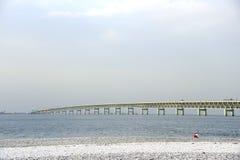Sky gate bridge R of Kansai International Airport, Izumisano-shi Stock Photography