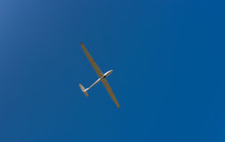 Sky gliding Royalty Free Stock Photos