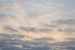 Sky with great clouds. Background sky with freat clouds Royalty Free Stock Image