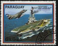 Sky Hawk de Argentina imagem de stock royalty free