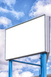 Sky High Billboard Royalty Free Stock Photo