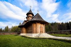 Sky, Historic Site, Chapel, Place Of Worship stock photo