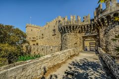 Sky, Historic Site, Wall, Fortification royalty free stock photo