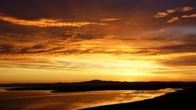 Sky, Horizon, Afterglow, Sunset stock images