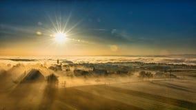 Sky, Horizon, Morning, Atmosphere stock photo