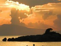Sky, Horizon, Sunset, Sunrise royalty free stock image