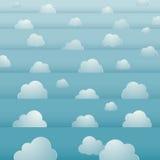 Sky i lager Arkivbilder