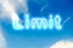 Sky is the Limit Stock Photography