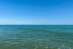 Free Sky Line Over The Sea Landscape Royalty Free Stock Image - 150489076