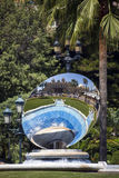 Sky Mirror - Monte Carlo Casino - Monaco Stock Photography