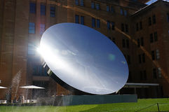Sky Mirror Sydney Stock Photo