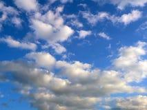 sky molnig sky Fotografering för Bildbyråer