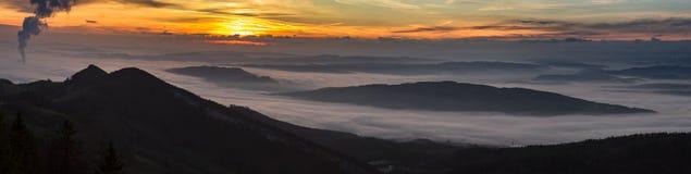 Sky, Mountain Range, Mountain, Mountainous Landforms royalty free stock image