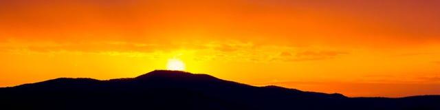 Sunrise sky Royalty Free Stock Images