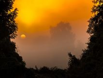 Sky, Nature, Atmosphere, Sunrise royalty free stock photos