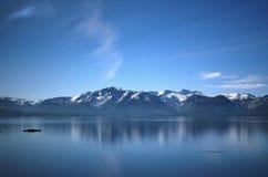 Sky, Nature, Horizon, Reflection stock photo