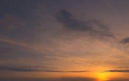 Sky panorama Stock Image
