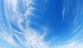 Sky panorama Stock Photo