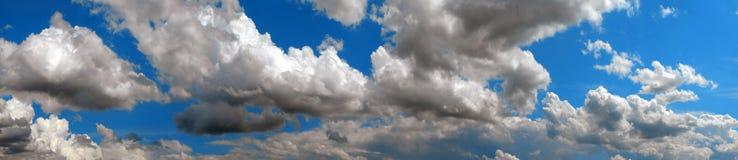 Sky panorama Royalty Free Stock Photos