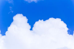 Only sky Royalty Free Stock Images