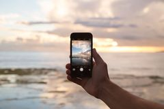 Sky, Photography, Sea, Mobile Phone Stock Photography