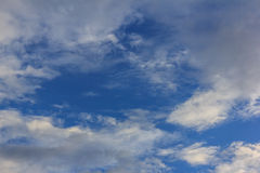 Sky in rainy season Royalty Free Stock Photos
