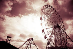 Sky RancH, Tagaytay Stock Photos