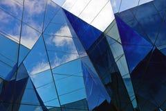 Sky reflection Stock Photography