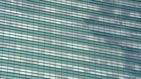 Sky Reflection in Glasses stock video