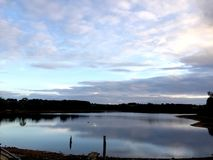 Sky, Reflection, Water, Loch Royalty Free Stock Photos