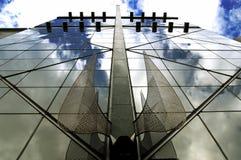 Sky reflections Stock Photo