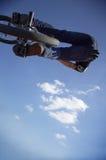 Sky rider Royalty Free Stock Photos