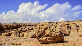 Sky, Rock, Badlands, Cloud royalty free stock photo