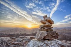 Sky, Rock, Wilderness, Mountain Stock Photography