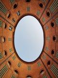 Sky on & x22;Rotonda Foschini& x22; royalty free stock photos