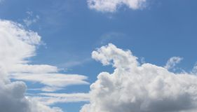 The sky`s the limit Stock Images