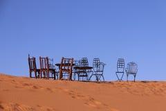 Sky, Sand, Desert, Erg Stock Photos