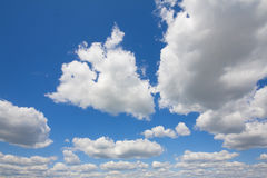 Sky-scape Royalty Free Stock Photography