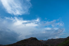 Sky scape Stock Image