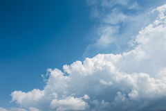 Sky scape Royalty Free Stock Photo