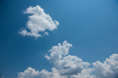 Sky scape Royalty Free Stock Photos