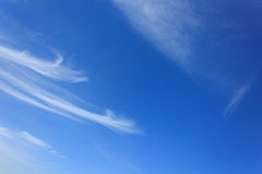 Sky scape Royalty Free Stock Photography