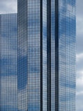 Sky-scrapers Stock Photography