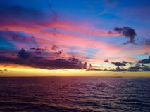 Sky&Sea Obrazy Stock
