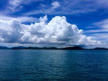 Sky&Sea Fotografia Stock