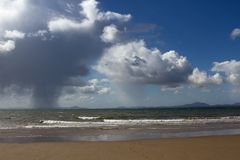 Sky, Sea, Cloud, Body Of Water stock photography