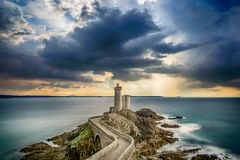Sky, Sea, Horizon, Cloud royalty free stock image