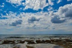 Sky, Sea, Horizon, Cloud stock photos