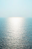 Sky sea and  horizon Royalty Free Stock Image